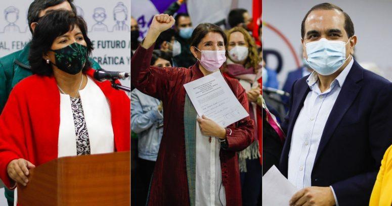 """""""Unidad Constituyente oficializa su consulta ciudadana con Provoste, Narváez y Maldonado"""""""