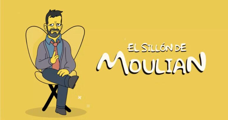 """""""El Sillón de Moulian"""