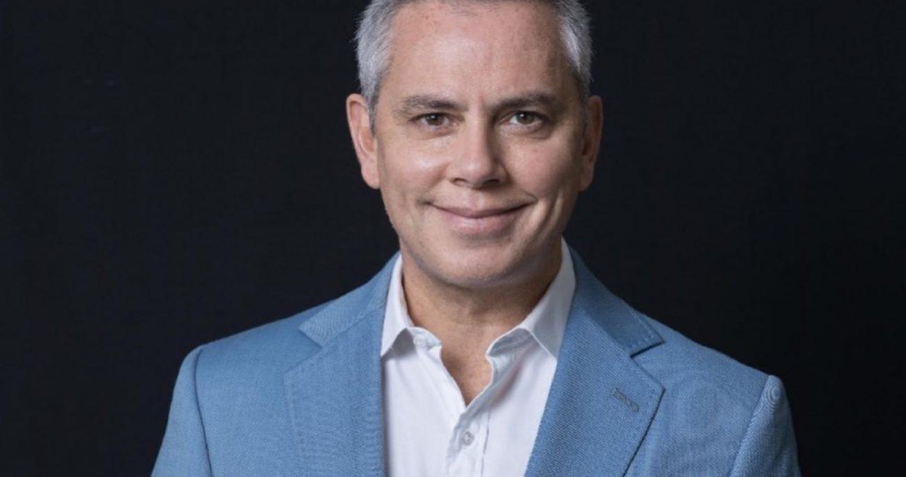 Viñuela estuvo a cargo de varios programas en Mega como Dale Play, Mucho Gusto, Mekano, entre otros. INSTAGRAM