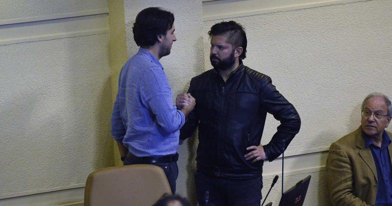 """""""El enredo entre el Partido Liberal y el Frente Amplio por la lista de Cores"""""""