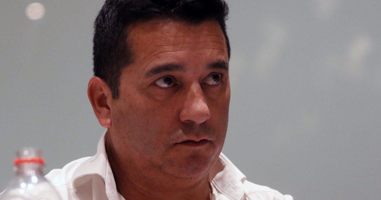 El ex militante PS, PC y CS afirmó que seguirá adelante con su candidatura. AGENCIA UNO/ARCHIVO