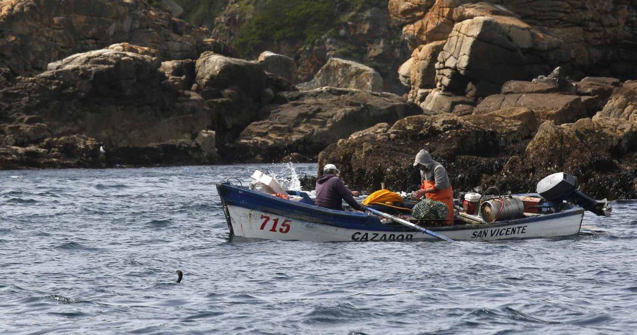 Hasta el momento el Bono Pyme sólo beneficia a dueños de embarcaciones inscritos en el SII. AGENCIA UNO/ARCHIVO