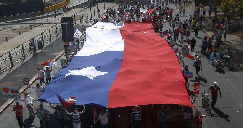 """""""Chile: no se puede amar lo que no se conoce ni defender lo que no se ama"""""""