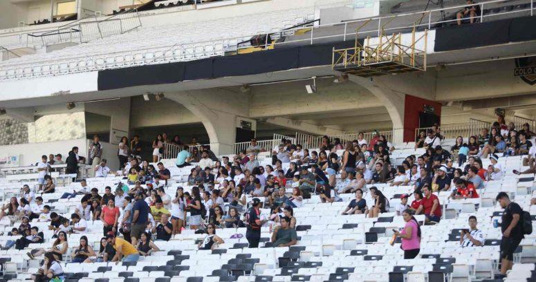 """""""Colo Colo y Universidad de Chile aún no solicitan el retorno de sus hinchas al estadio"""""""