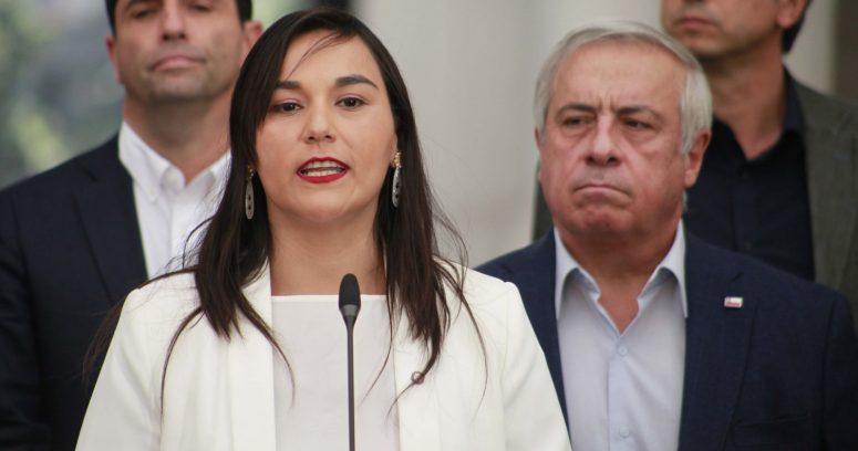 """""""Izkia Siches ironiza con candidatura de Mañalich y espera que se vuelva"""
