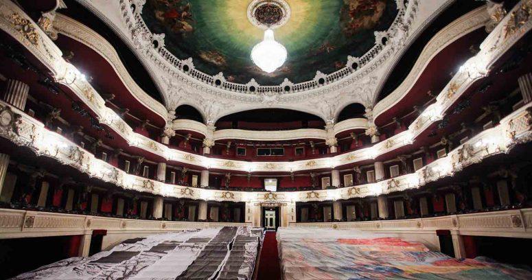 """""""Anuncian """"Gala Constituyente"""" en el Teatro Municipal de Santiago"""""""