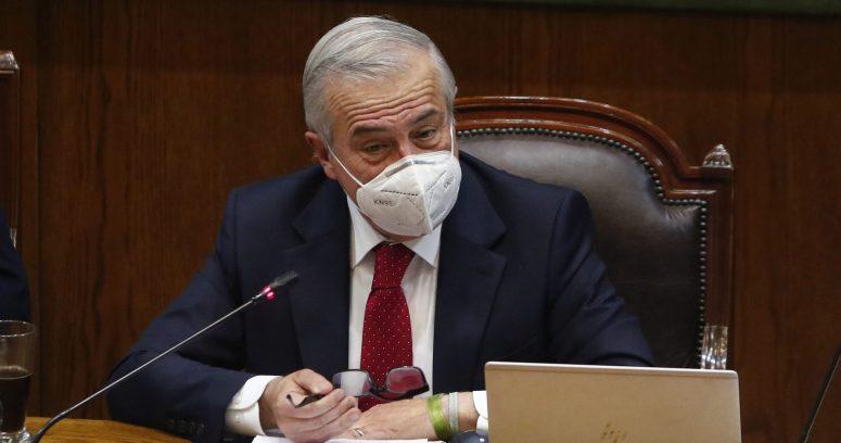 """""""Francisco Chahuán anunció que Jaime Mañalich será candidato al Congreso"""""""