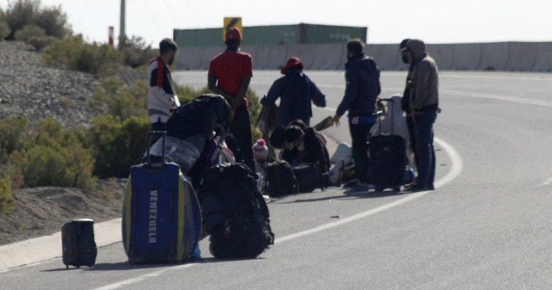 """""""UDI pide máxima urgencia a proyecto que aumenta penas por tráfico de migrantes"""""""