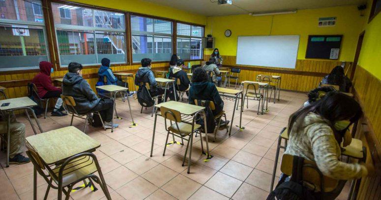 Matrícula de primer año de pedagogía cayó un 35% entre 2018 y 2021