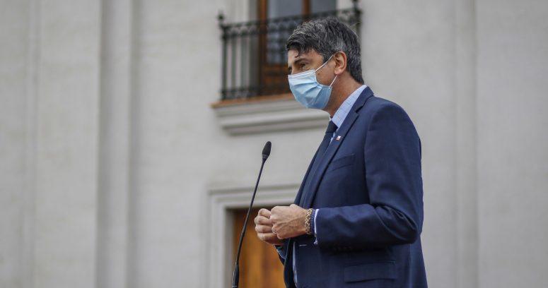 """Ministro de Ciencia por reporte de cambio climático:"