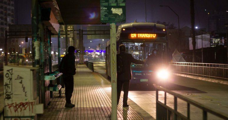 """""""Los nuevos horarios del transporte público tras cambio en el toque de queda"""""""