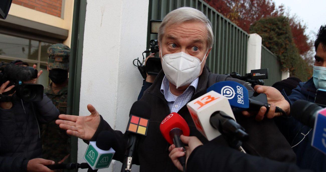 """Junto con criticar a Boric, Kast de autoproclamó como el """"presidente de los gendarmes"""". AGENCIA UNO/ARCHIVO"""