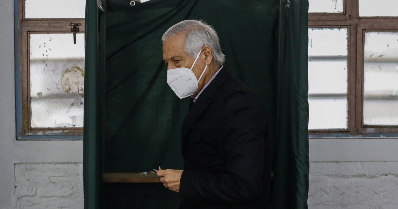 El ex canciller dejará la presidencia del PPD en manos de Natalia Piergentili. AGENCIA UNO/ARCHIVO