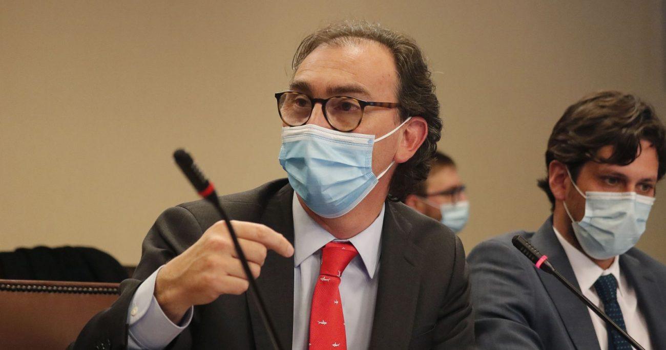 La acusación constitucional está siendo revisada por una comisión de la Cámara de Diputados. AGENCIA UNO/ARCHIVO