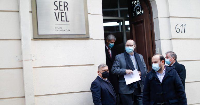 """""""Servel descarta irregularidades en notarías que validaron patrocinios de la Lista del Pueblo para la CC"""""""