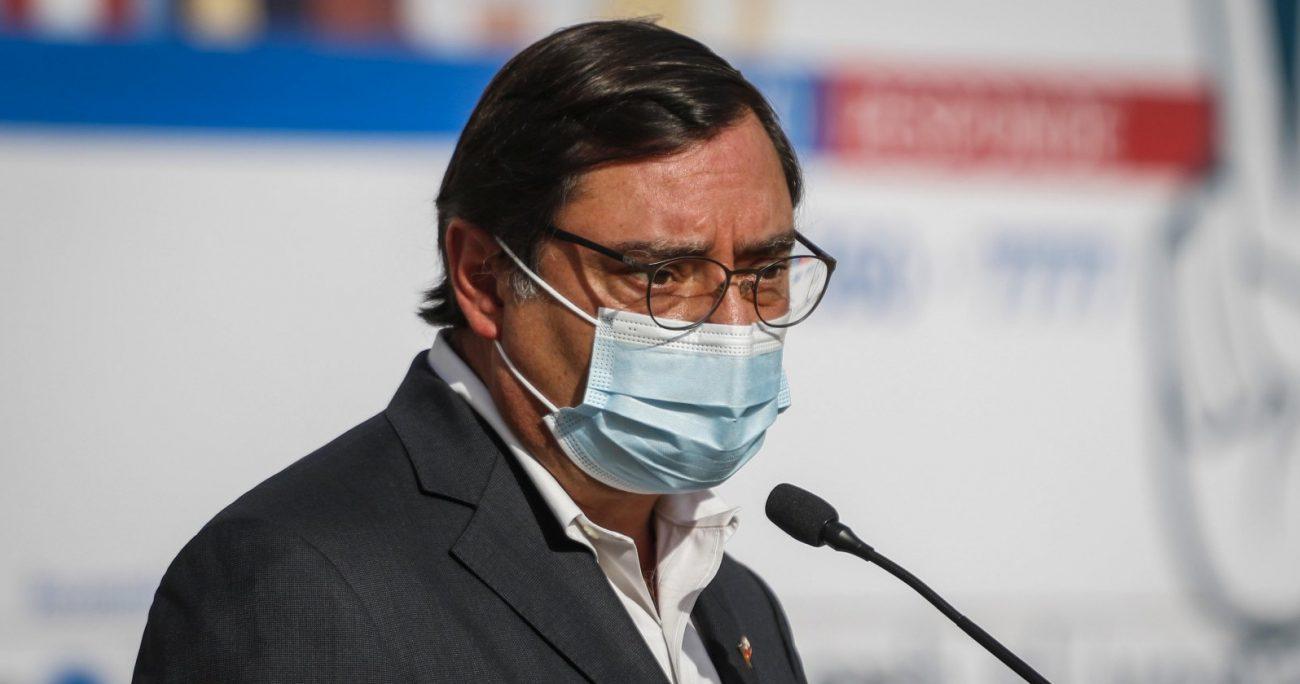 El delegado también adelantó que se entregará un nuevo plan para Fiestas Patrias. AGENCIA UNO/ARCHIVO