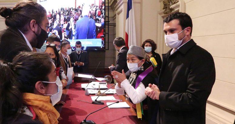 """Mesa de la Convención asegura que no hay """"privilegios"""" tras informe de Segpres"""