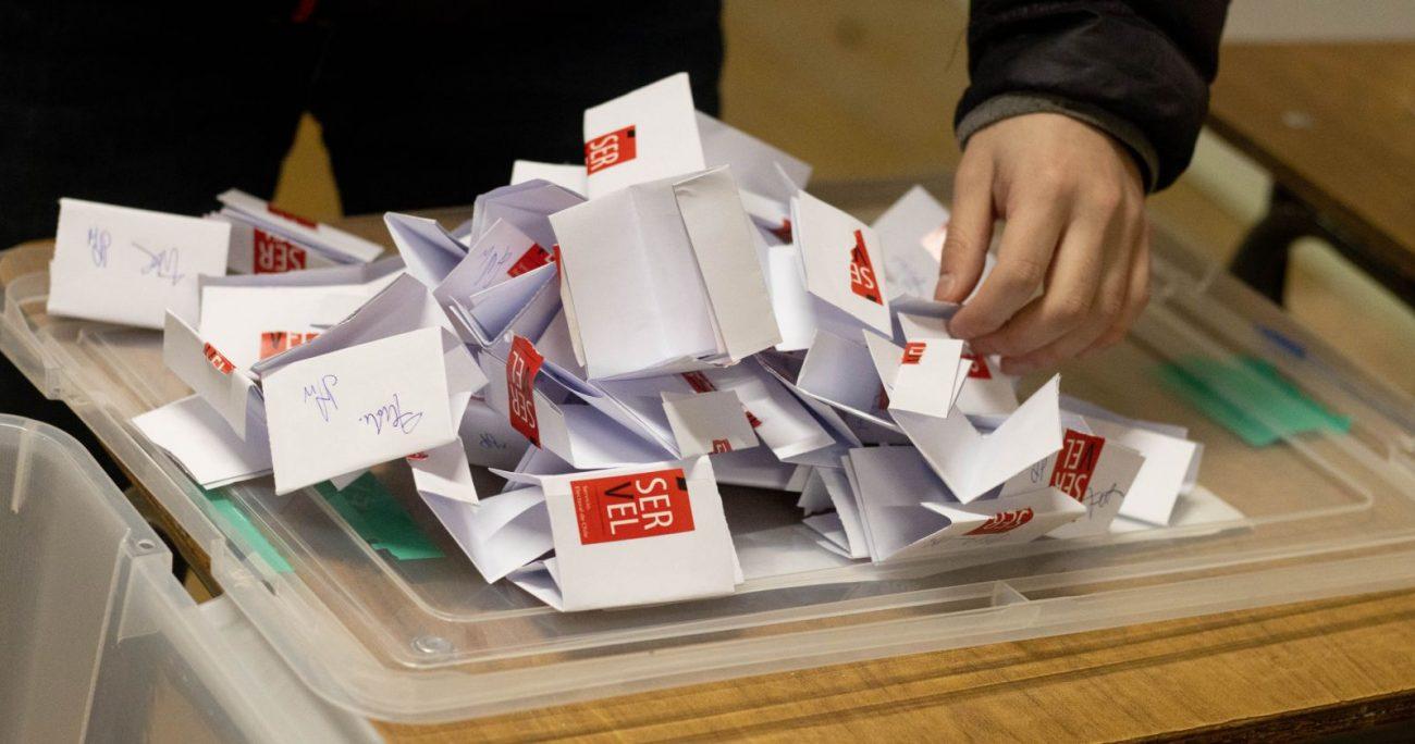 La iniciativa plantea modificaciones a laLey 18.700 Orgánica Constitucional sobre Votaciones Populares y Escrutinios. AGENCIA UNO