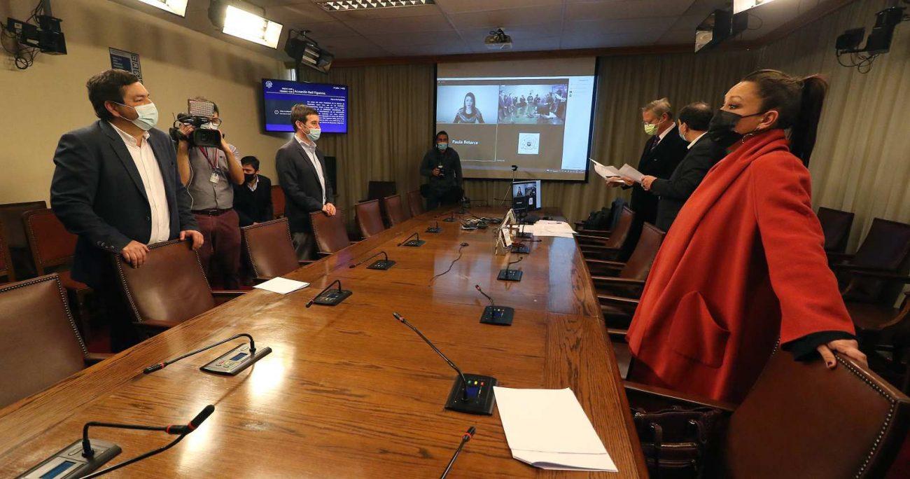 La comisión cuenta con la mayoría de representantes del oficialismo. AGENCIA UNO/ARCHIVO