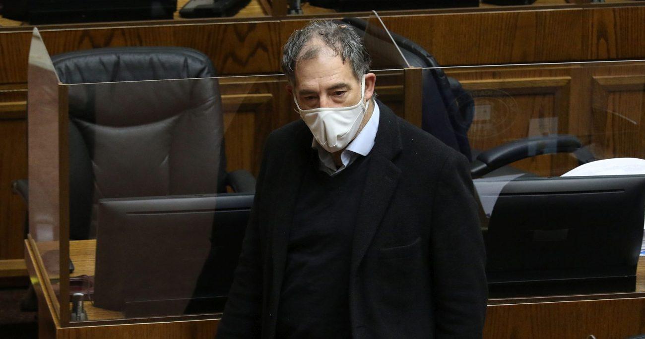El legislador señaló que los mensajes no lo amedrentarán. AGENCIA UNO/ARCHIVO