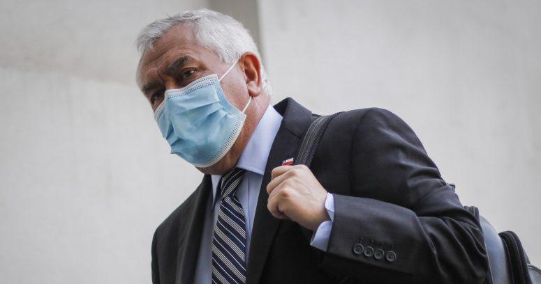 """""""Ministro Paris confirma entrega de dosis de refuerzo:"""