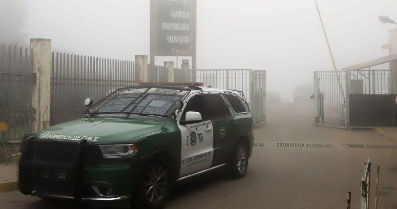 Carabineros detiene en un mall a segundo fugado de cárcel de Valparaíso