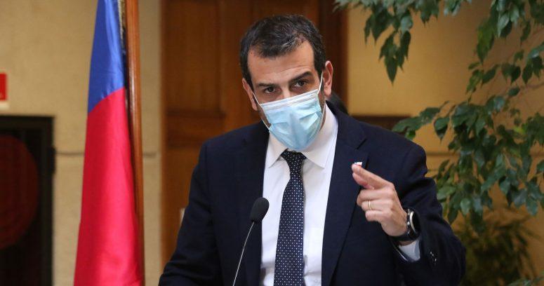 """""""Ministro Delgado por proyecto de indulto:"""