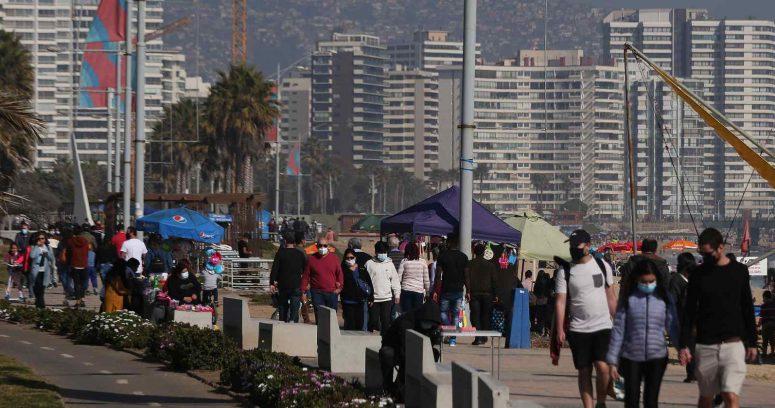 Valparaíso y Viña del Mar avanzarán a la fase de apertura inicial