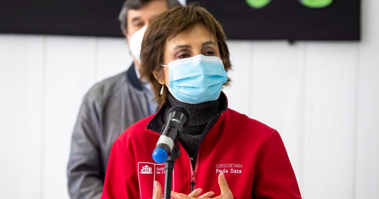 La autoridad señaló que a pesar de este hecho el proceso de vacunación ha sido exitoso. AGENCIA UNO/ARCHIVO
