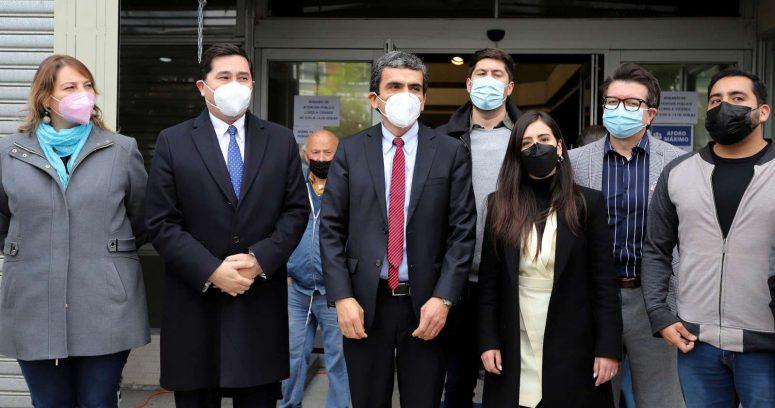 """""""Ex fiscales Gajardo y Norambuena integrarán equipo que investigará al municipio de Viña del Mar"""""""