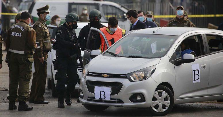 """""""Caso Vivanco: adelantan fecha de declaración a detective suspendido"""""""