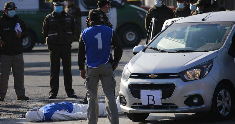 """""""Crimen de PDI: director removió al jefe de la Brigada de Homicidios Metropolitana"""""""