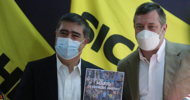 """""""Sichel se reunió con Desbordes y cerró sus encuentros con los ex candidatos de Chile Vamos"""""""
