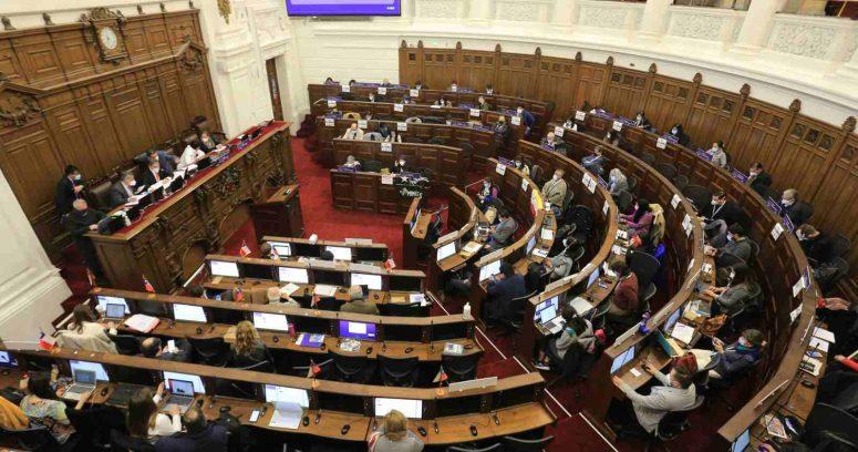 """""""Diputados de RN piden que el TC ejerza control sobre el reglamento de la Convención Constitucional"""""""
