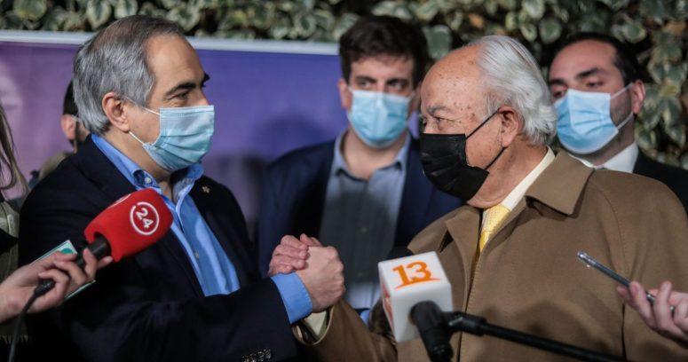 """Directiva de RN concreta acto de desagravio a Jorge Arancibia"""