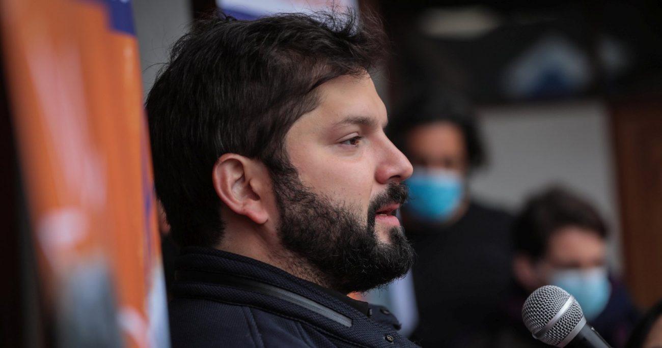 El candidato abordó el tema tras ser proclamado por el movimiento Acción Humanista. AGENCIA UNO
