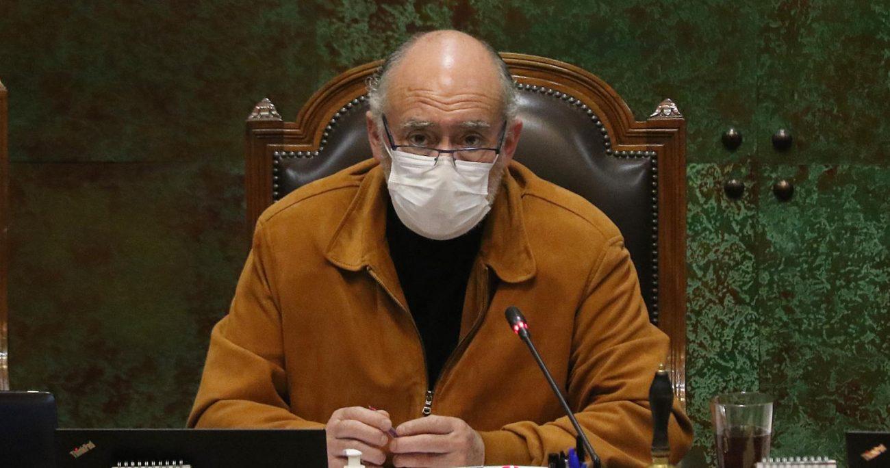 """El diputado Flores aseguró que el presidente del Banco Central se sumó al """"club de los alarmistas de """"Chile"""". AGENCIA UNO"""