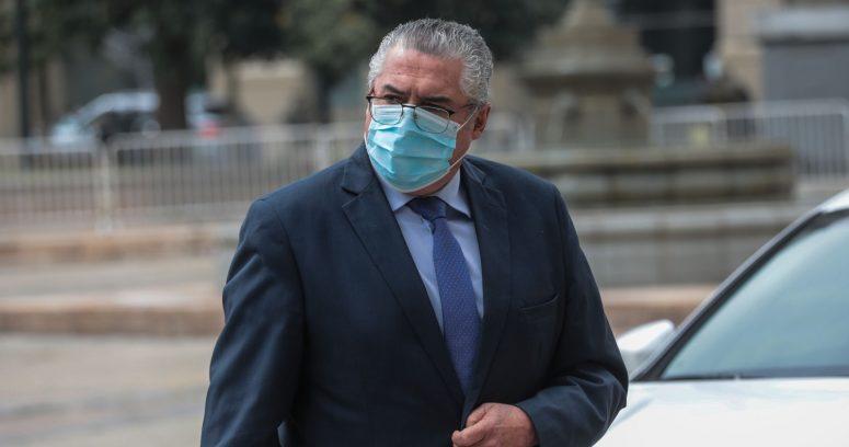 """""""Jorge Pizarro tras polémica por reunión con Abbott:"""