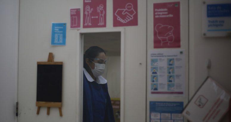 """""""Deserción en educación parvularia alcanzó su nivel más alto en 10 años debido a la pandemia"""""""