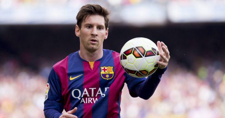 """""""Los números de Lionel Messi en el FC Barcelona"""""""