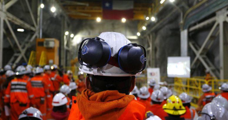 """""""Comisión de Minería del Senado aprueba en general proyecto de royalty"""""""