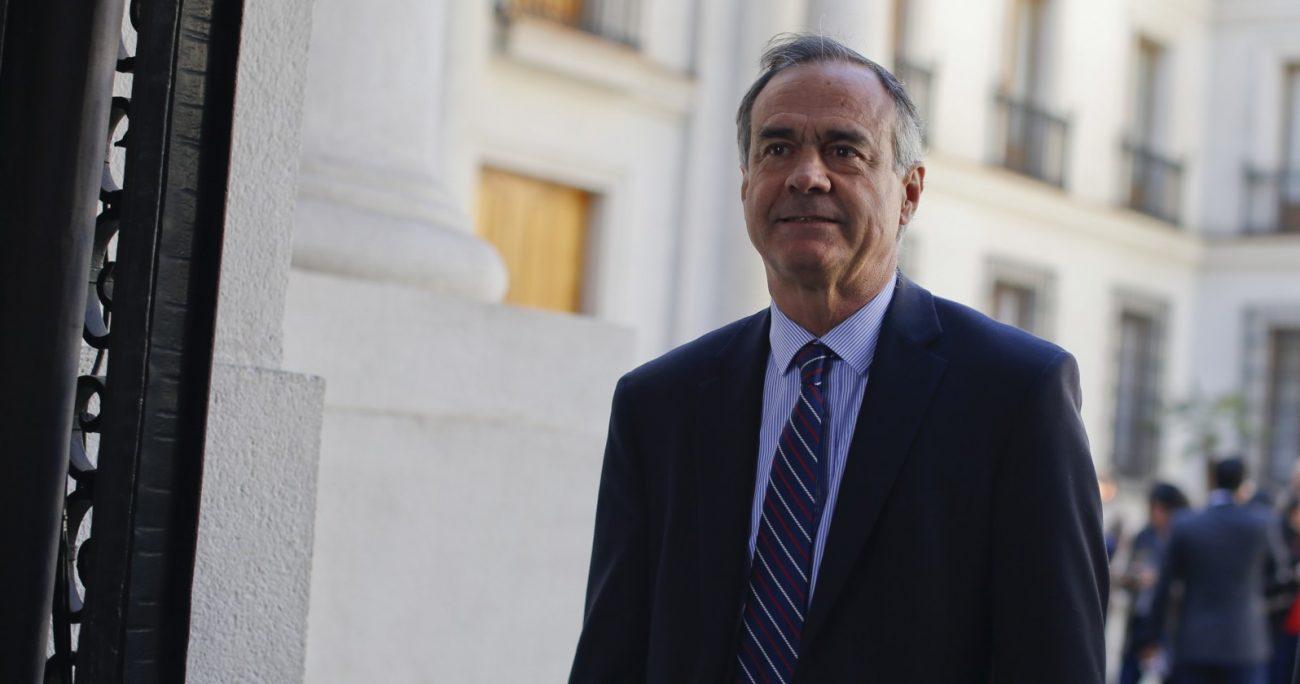 El ex senador aseguró que la candidata representa el ADN de la DC. AGENCIA UNO/ARCHIVO