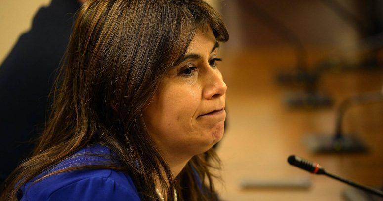 """""""Fiscalía formalizará a Javiera Blanco por malversación de gastos reservados"""""""