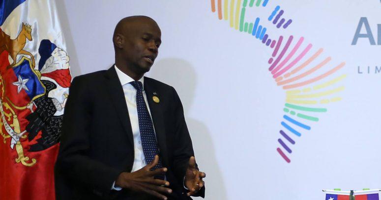 """""""Haití pide ayuda a la ONU para investigar magnicidio de Jovenel Moise"""""""