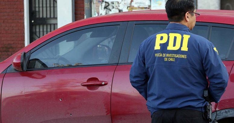 """""""Funcionaria PDI frustró a balazos intento de portonazo en su domicilio en Puente Alto"""""""