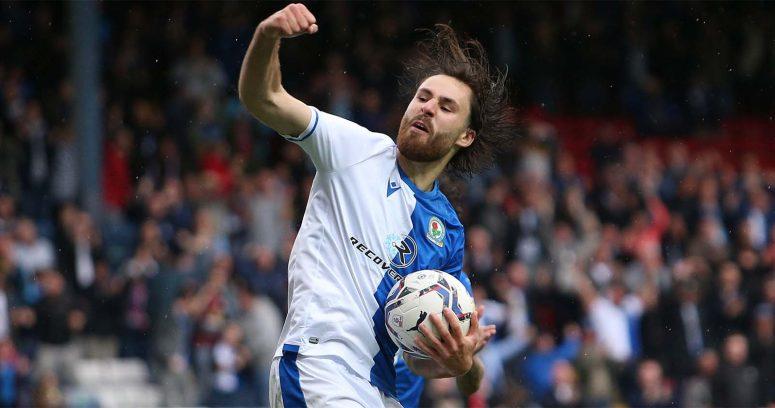 Ben Brereton volvió a marcar en derrota del Blackburn Rovers