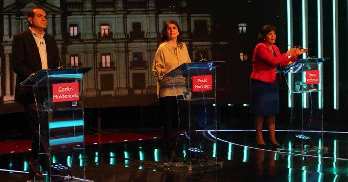 Unidad Constituyente: Maldonado, Provoste y Narváez apuntan al rol estatal de cara a las pensiones