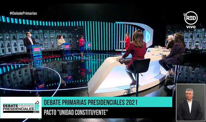 Carlos Maldonado apunta a Provoste por falta de primarias legales en Unidad Constituyente