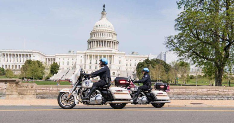 """""""Policía de Estados Unidos investiga posibles explosivos cerca del Capitolio"""""""