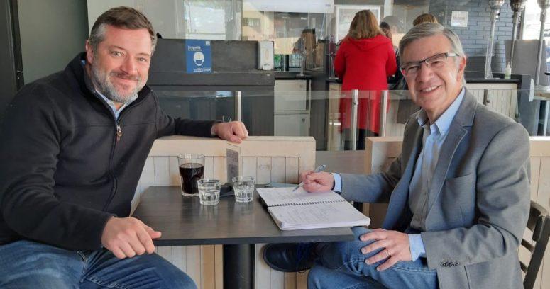 """""""Sichel y Lavín concretan primera reunión para recoger"""